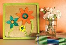Carla Schauer Designs Blog / Craft and DIY projects/home decor from Carla Schauer Designs.