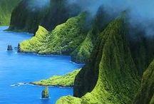 Hawaii / Hawaii--photos, tips, and places to visit.