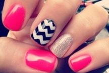 Nails / Nail'd It / by Lexie Simpson