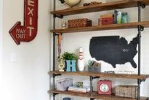 No Girls Allowed!!!!! (Boy Spaces) / Adorable decor for the boy in your life!