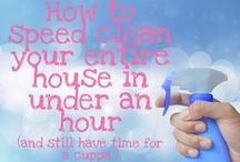 Cleaning and Household Tips / Tips and trick for getting your home clean.