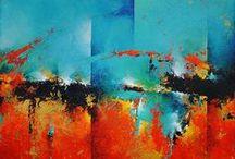 [paintings] / by Lauren Hodges