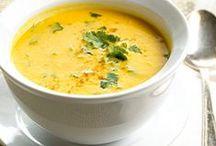 Soups/Bisque/Chowder / .