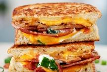 Sandwiches/Sliders/Pockets/Flatbread/Pita~