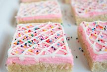 Food - Sweet - Bars & Squares / by Shereen Thompson
