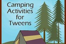 Camping Ideas / Camping ideas, including recipes, tips, gear, and info.