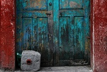 D is for DOOR, and window and gate...