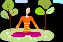 Meditation/Stress/Relief~ / by Sharon Stead Vassily