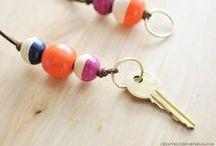 diy - jewelry / by Emily Blackwood