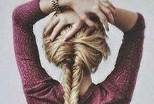 hair / by Emily Blackwood