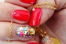 nails / by Emily Blackwood