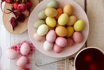 Easter/ Spring Ideas / Spring is here! Crafts, recipes and Easter ideas.