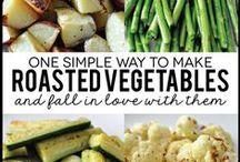 Food - Side Dishes / by Jennifer Donatelli