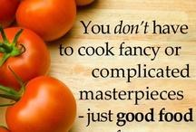 Food - Tips and Tricks / by Jennifer Donatelli
