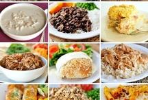 Food - Lists of Recipes / by Jennifer Donatelli
