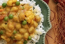 Curry/Peanut Dishes / by Kylie Persephone