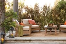 outdoor living / by Adrianne Patnaud