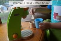 Dramatic Play / Fun, dramatic and creative play ideas for your kids!