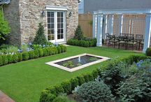 Design - Garden Ideas / by Shereen Thompson