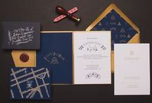 Invitation/Card / by Celia Berger
