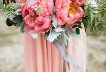 Flowers for the Big Day / Wedding Bouquet  / by Lexie Simpson