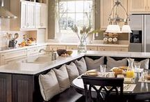 Kitchen / Everything that has to do with kitchens! Appliances, organization... / by Kaylee Grodske