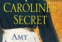 Book: CAROLINE'S SECRET Wells Landing Series Book #1 / Inspiring pictures of the Amish and other images pertaining to Amy Lillard's Caroline's Secret  Book #1 of the Wells Landing Series from Kensington Books. http//www.amywritesromance.com