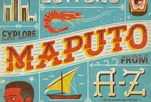 [typography] / Hand Lettering, typography, illustrative fonts, vintage typography