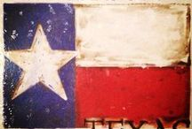 Inspiration: TEXAS / A tribute to the Lone Star State. I live in Oklahoma, but most of my contemporary books are set in Texas.
