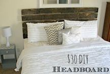 Bedroom Decor / Ideas for decorating your bedroom.