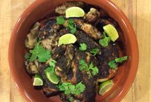 Chicken - and all things feathered / Cooking