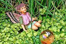 Fairy Garden Fun / Fairy garden ideas and inspiration.