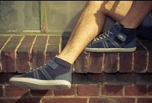 Streetwear IDEAL Collection - Unisex / Zeha Berlin - the DDR inspired 100 % leather sneaker - made in EU
