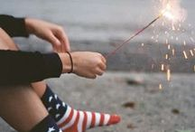 Fourth of Julio / How to not blow yourself up with fireworks, etc.  / by Emily Blackwood