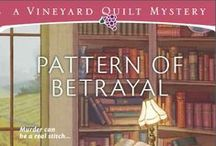 Book: PATTERN OF BETRAYAL / Pins for research and inspiration for the upcoming mystery novel, Pattern of Betrayal  by Amy Lillard. Coming May 2015
