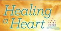Book: HEALING A HEART / Book 2 of the Cattle Creek Series by Amy Lillard-- Jake and Bryn