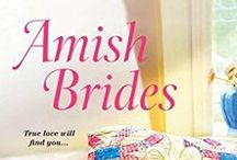 Novella: A SUMMER WEDDING IN PARADISE / Pins for An Amish Wedding novella, the follow-up to A Mamm for Christmas coming May 2017. Yes, Constance, Hope, and Lilly Ruth are back!