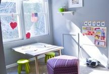 Homeschool Room / Pins for Homeschool stuff. Decor and Teaching stuff / by Amy Davis