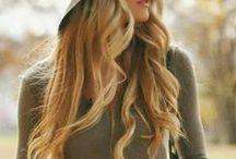 hair do's / by Amy Davis
