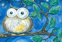 Owl love / by April Griffus