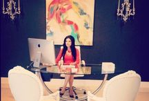 Work Spaces Creative Places / by Kristin Taber