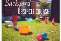Creative Ideas for Kids / Fun finds about creative ways to play and entertain your little ones.  / by Amy Davis