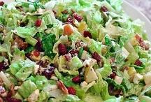 Salads / by Sue Brown