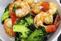 Seafood Recipes / by Sue Brown