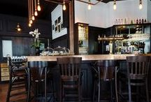Restaurant Design / restaurants whose design is as yummy as the food!