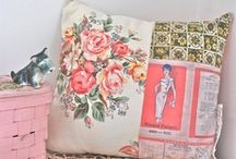 Vintage Sheets & Linens / by Sue Brown