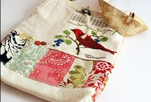 Bags, Totes, Pouches / by Sue Brown