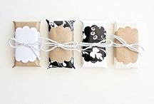 ♡ gift wrapping.