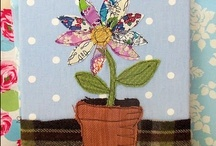 Applique, Paper Piecing & Embroidery / by Sue Brown