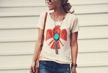 Amy's Style / Anything I would actually wear, not just think's pretty!  / by Amy Davis